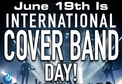 June 19th is International Cover Band Day!