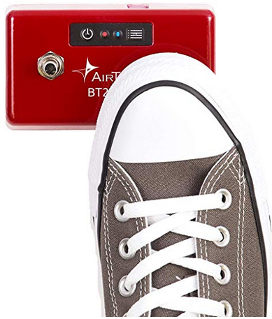 Bluetooth pedal for musicians