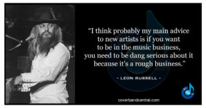 Leon Russell quote