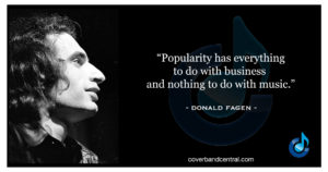 Donald Fagen quote