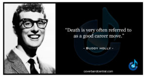 Buddy Holly quote