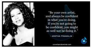 Aretha Franklin quote